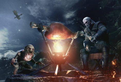 Geralt se metió en el mundo de Monster Hunter World con una campaña single player de casi 10 horas