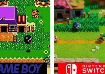 La remake de The Legend of Zelda: Link's Awakening podría tener multijugador