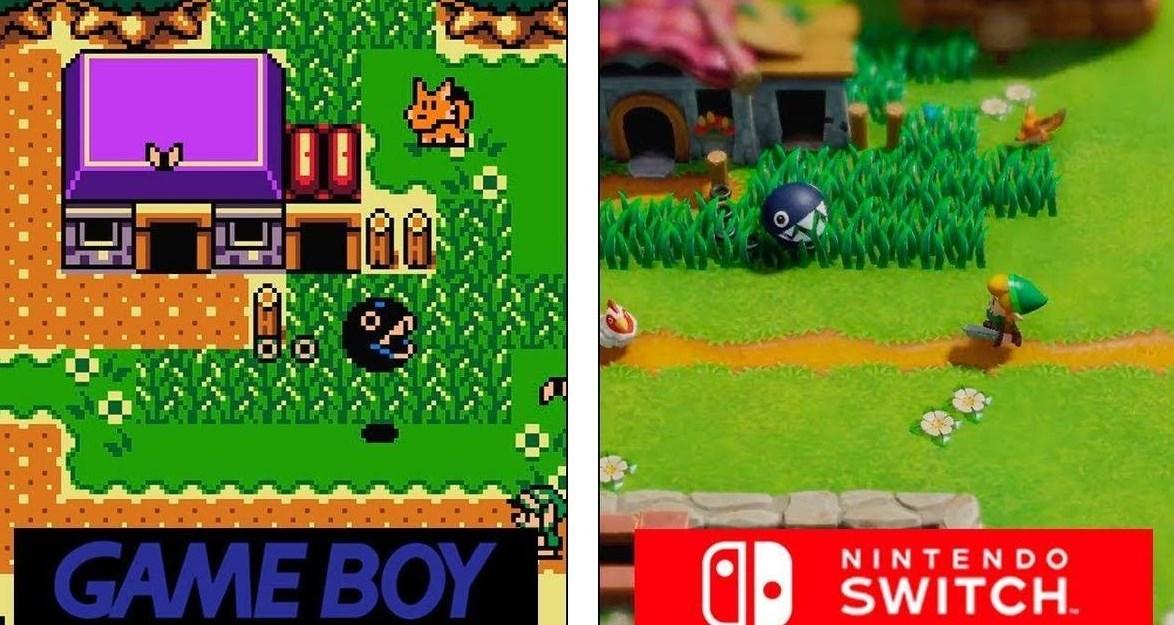 La remake de The Legend of Zelda: Link's Awakening podría tener multijugador