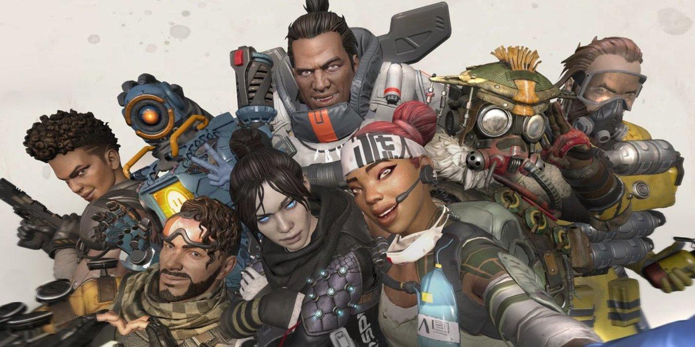 EA prepara una batería de anuncios para la temporada 2 de Apex Legends