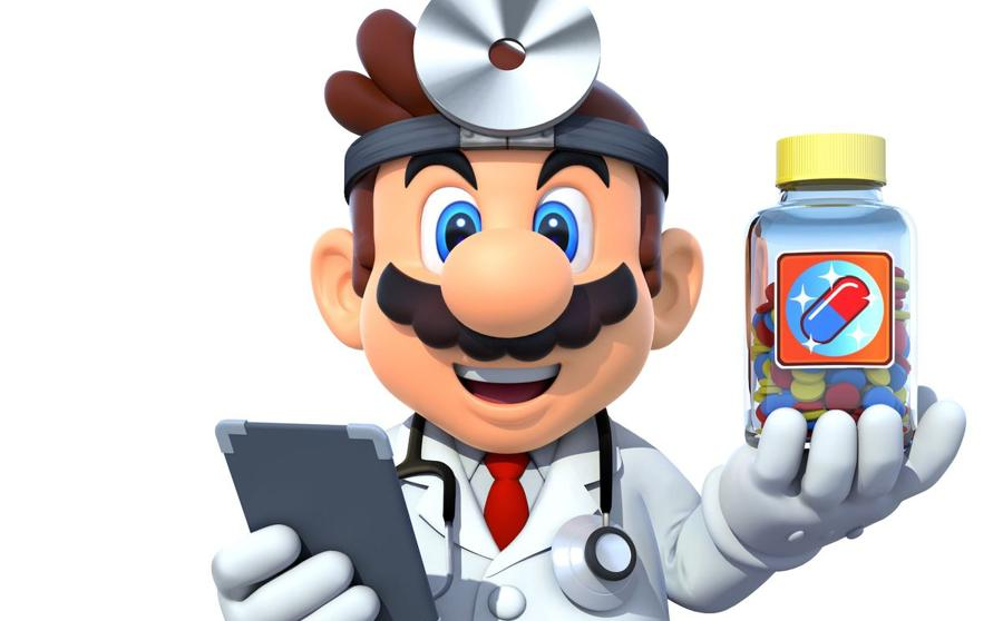 Confirman la versión del clásico Dr. Mario para teléfonos móviles
