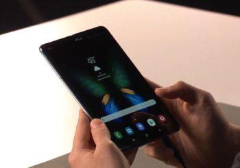 Samsung Galaxy Fold: características y precio del primer teléfono con pantalla plegable