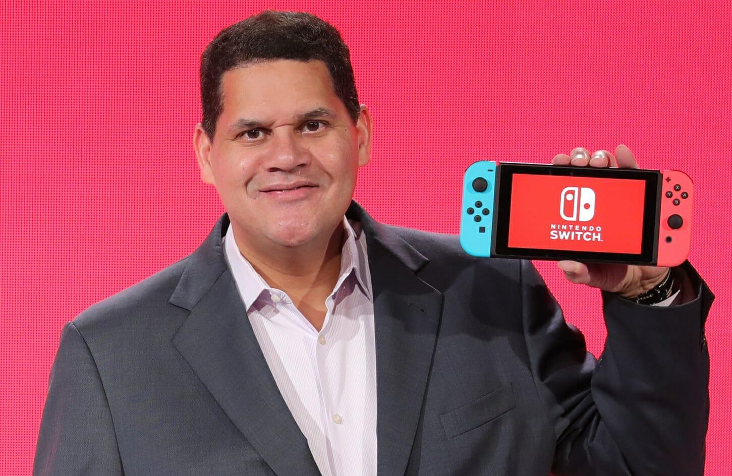 Reggie Fils-Aimé deja de ser el CEO de Nintendo América y le deja el lugar a Doug Bowser