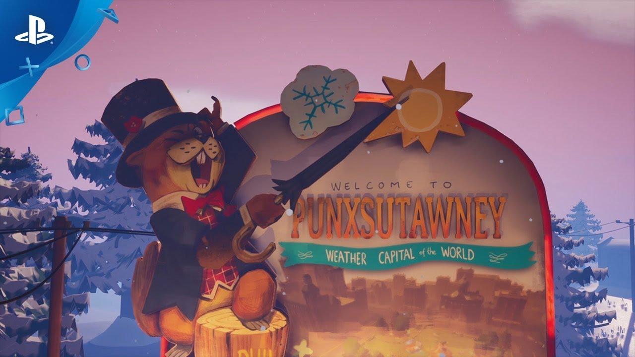 """""""El Día de la Marmota"""" regresa como un nuevo juego para PSVR"""