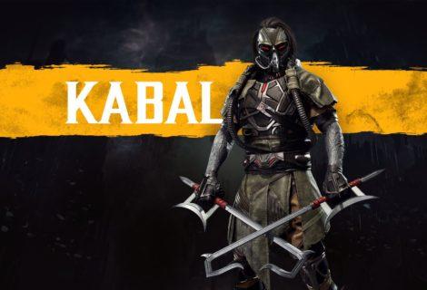 Mortal Kombat 11 anuncia el regreso del sangriento Kabal con este tráiler