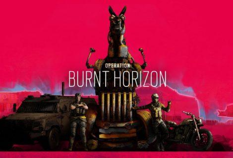 Rainbow Six Siege presenta Operation Burnt Horizon - Ya disponible en el servidor de prueba