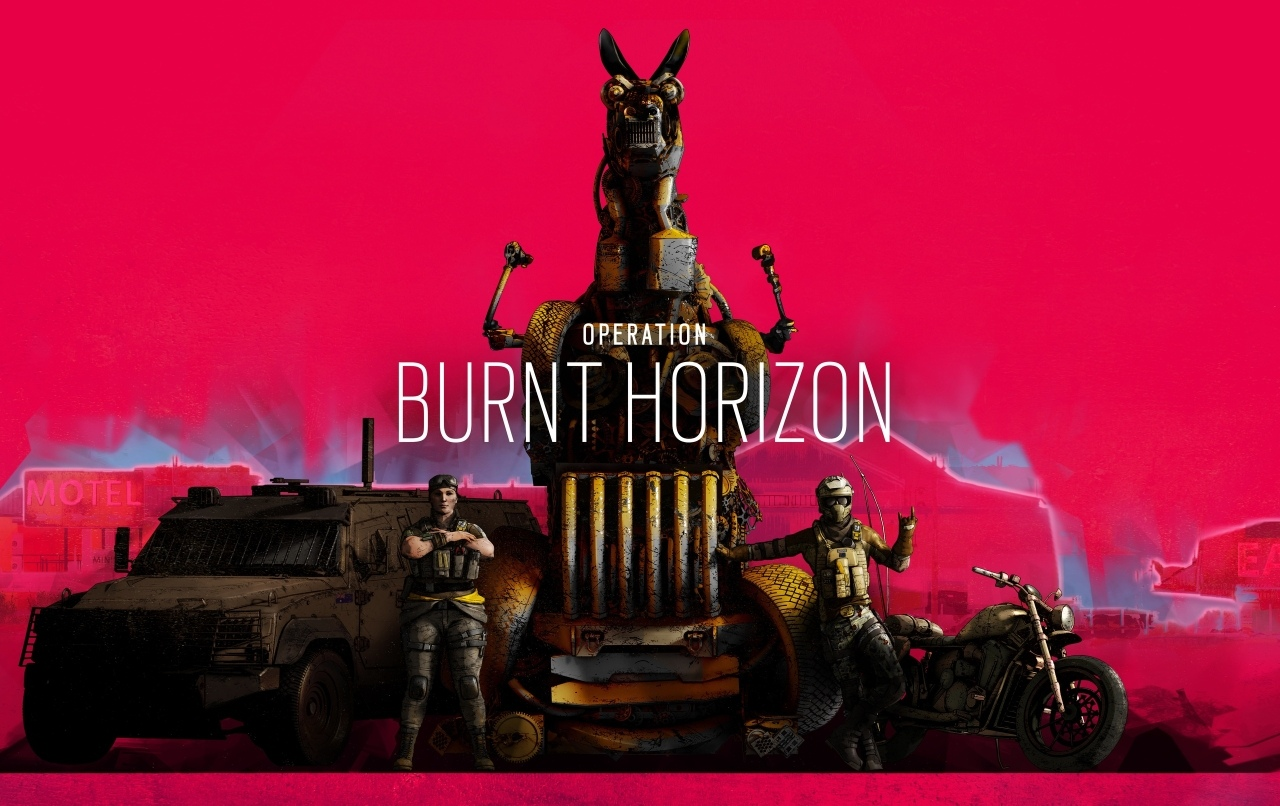 Rainbow Six Siege presenta Operation Burnt Horizon: ya disponible en el servidor de prueba