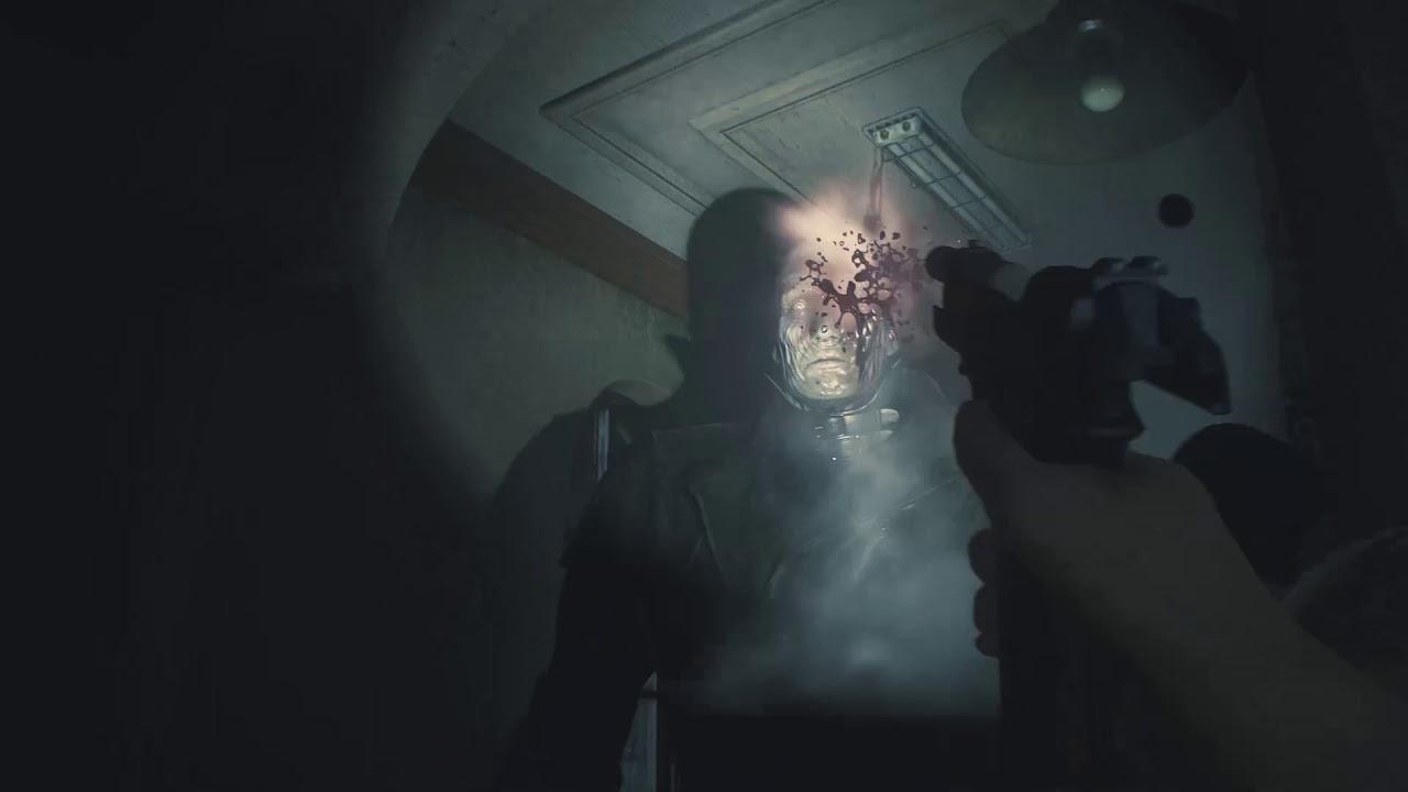 Este mod permite jugar la remake de Resident Evil 2 en primera persona