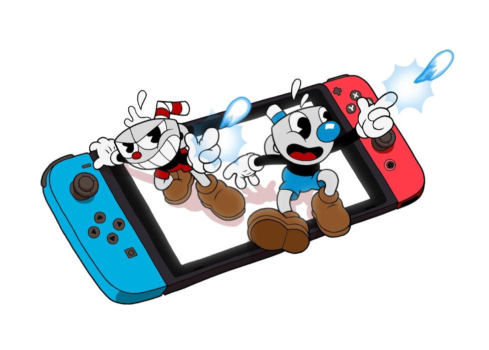 Cuphead en Nintendo Switch
