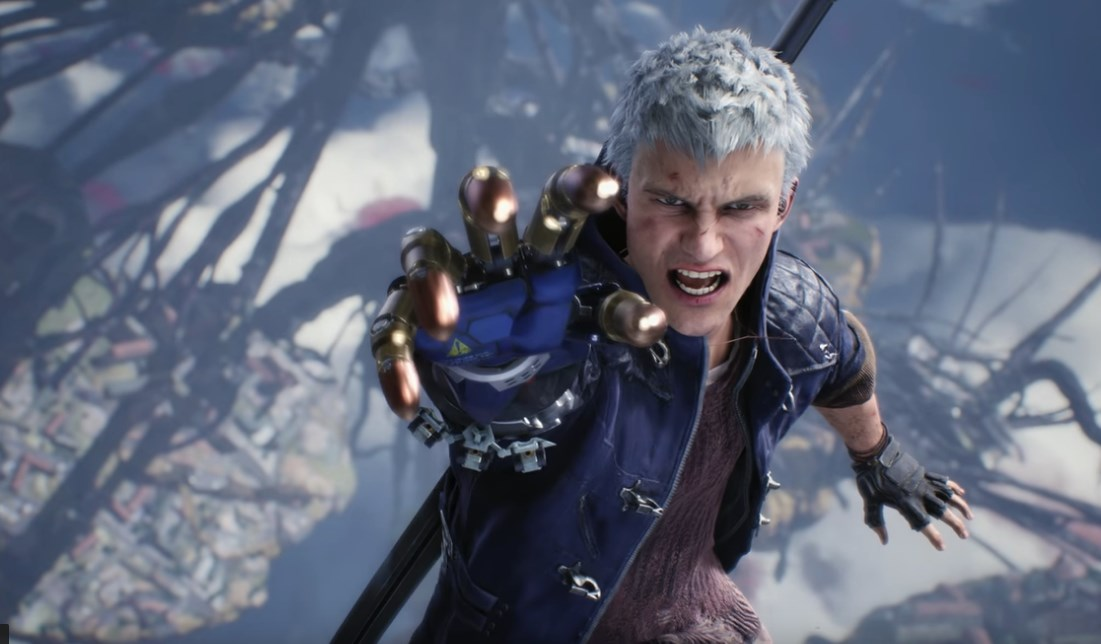 Devil May Cry 5 lanzó su último y dramático trailer