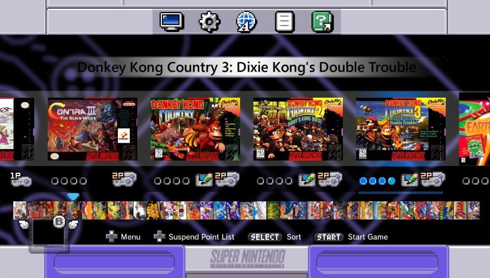 Emuladores de SNES: Nintendo mantiene una fuerte batalla legal