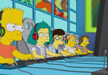 Los Simpson se meten de lleno en el mundo de los eSports