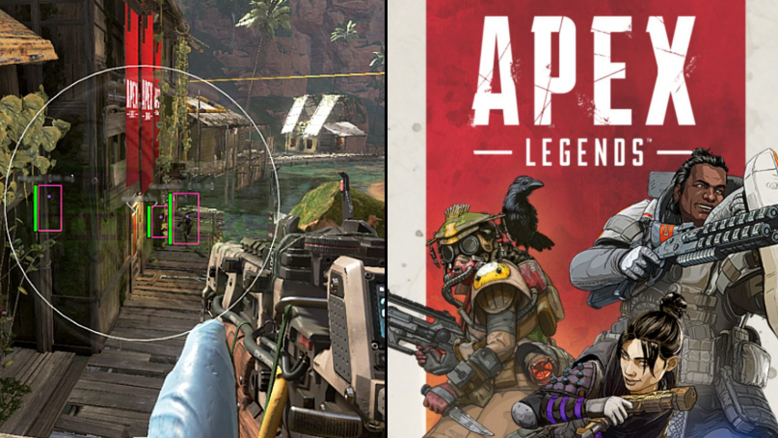 Apex Legends esta baneando a los Cheaters por hardware