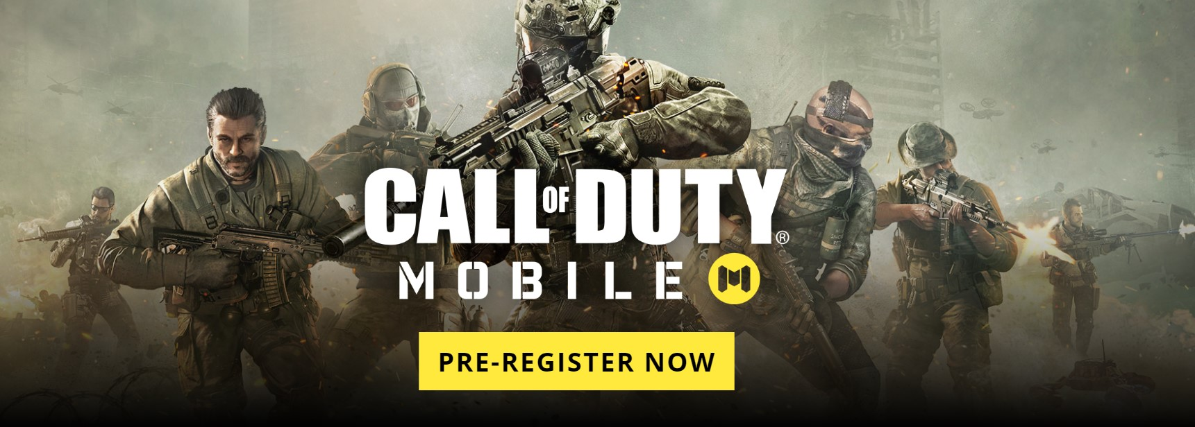 Call of Duty: Mobile abrió el registro para su versión en Android e iOS