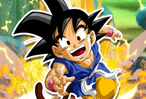 Dragon Ball FighterZ presenta nuevas imagenes de Kid Goku