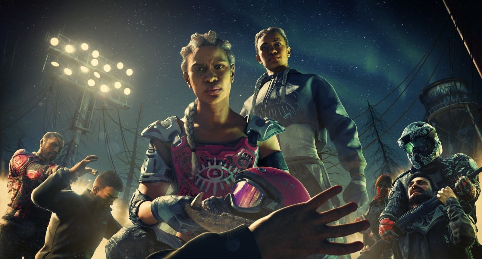 Far Cry New Dawn: el mundo post apocalíptico también puede ser colorido y animado