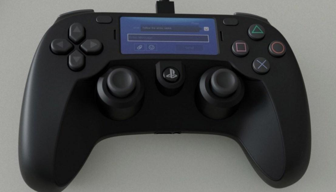 Filtran el diseño del probable joystick de la PlayStation 5