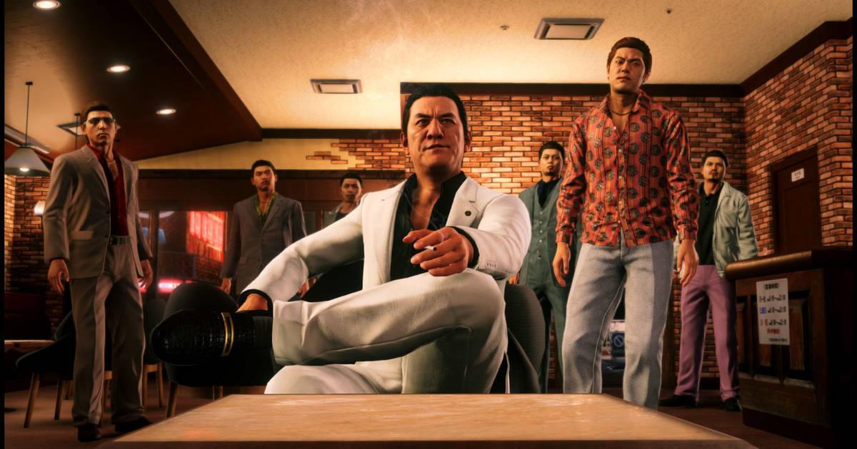 SEGA canceló sorpresivamente la distribución del último juego de la saga Yakuza
