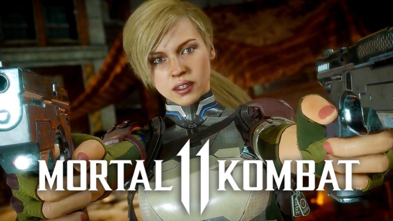 Mortal Kombat 11 confirma nuevos personajes y revela su tráiler del modo historia