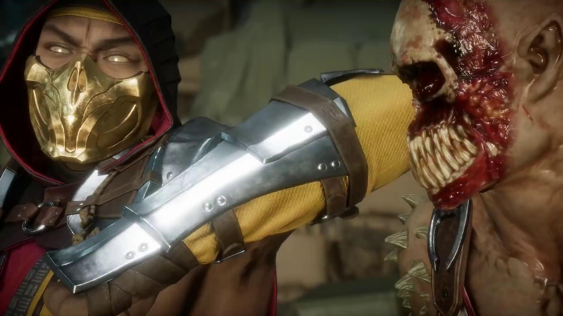 NVIDIA lanzó un driver para aprovechar al máximo Mortal Kombat 11 en su día de lanzamiento