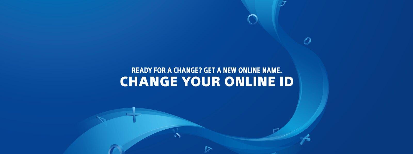 ¿Cómo cambiar la PlayStation ID online para PSN?
