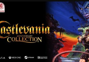 Castlevania Anniversary Collection: confirman fecha de lanzamiento y los 8 juegos que traerá