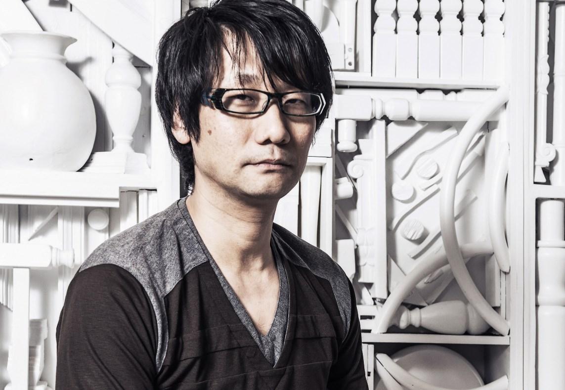Hideo Kojima, padre de Metal Gear, quiere seguir creando videojuegos hast el fin su carrera