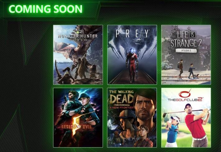 Seis nuevos juegos se suman a Xbox Game Pass de abril: la lista completa