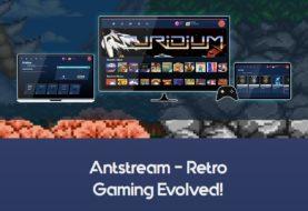 Antstream busca financiarse: cómo es el sistema por streaming con 2000 videojuegos retro