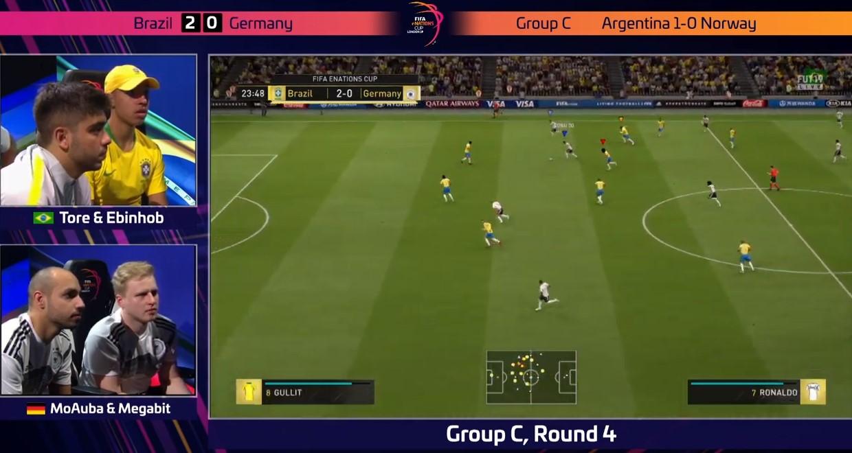 FIFA eNations Cup: sigue todos los partidos en vivo, aquí