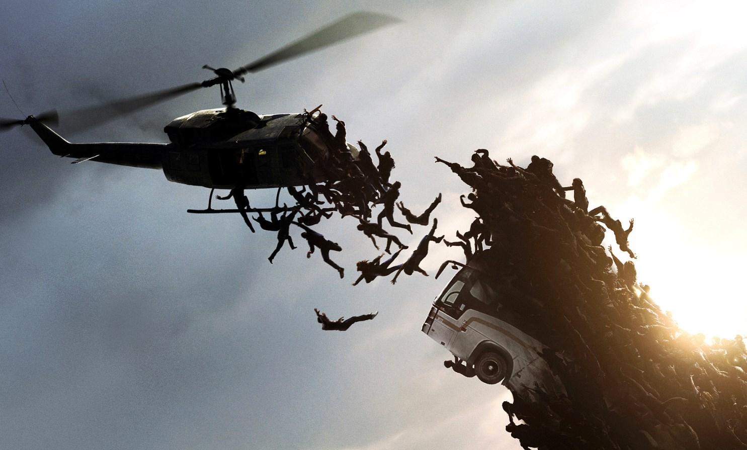 Novedades de la semana: World War Z inunda abril de zombis