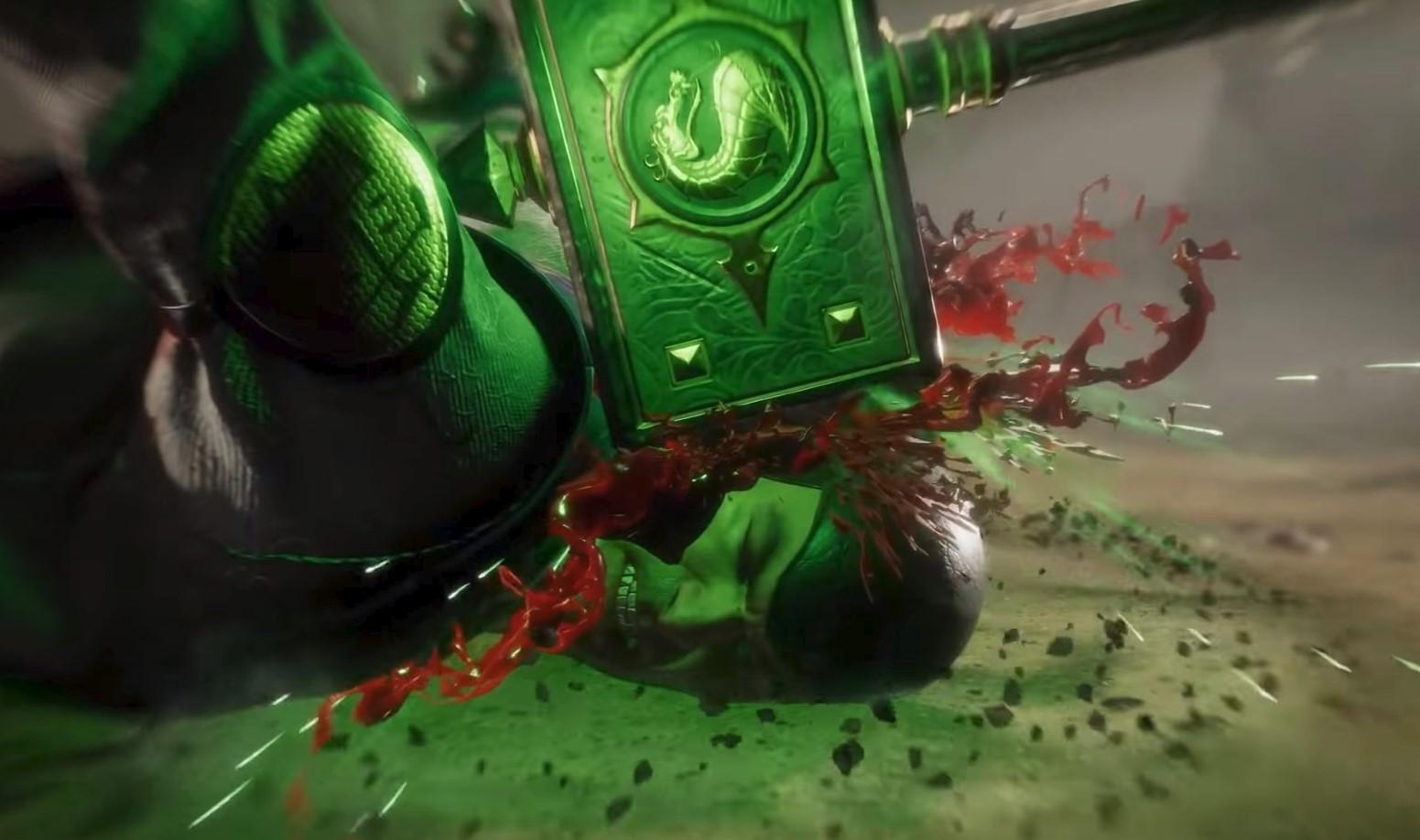 Mortal Kombat 11 tiene un easter egg para Donald Trump: la dedicatoria de Shao Kahn