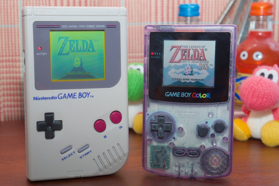 "Game Boy: su versión ""Color""Game Boy: su versión ""Color"""