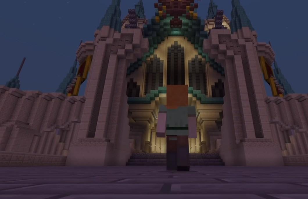 Recrean el castillo de Hyrule de The Legend of Zelda: Breath of the Wild y se ve increíble