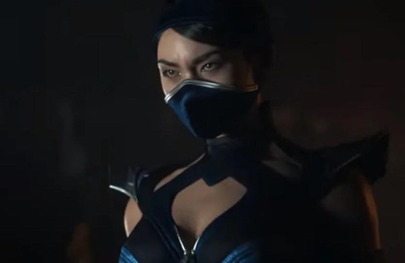 Mortal Kombat 11 confirma a Kitana en un nuevo tráiler