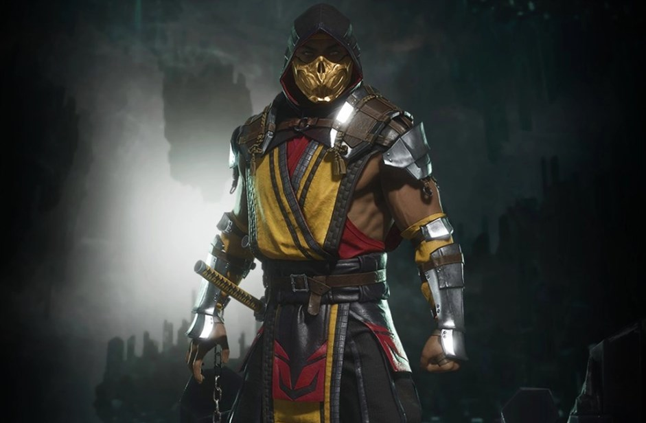 """""""¡Get over here!"""": por primera vez sabemos de dónde salió la mítica frase de Scorpion en Mortal Kombat"""