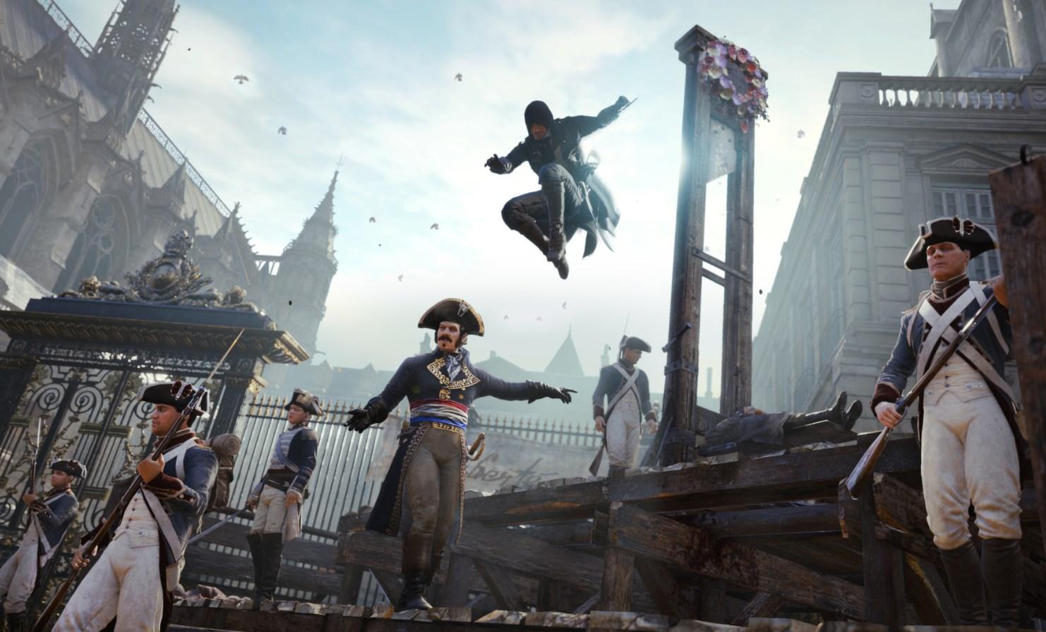 """Ubisoft regala Assassin's Creed Unity para """"visitar"""" Notre Dame: también donará 500.000 euros por la catedral"""