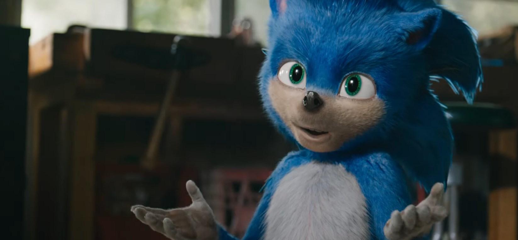 Lanzan el trailer de la esperada película Sonic the Hedgehog