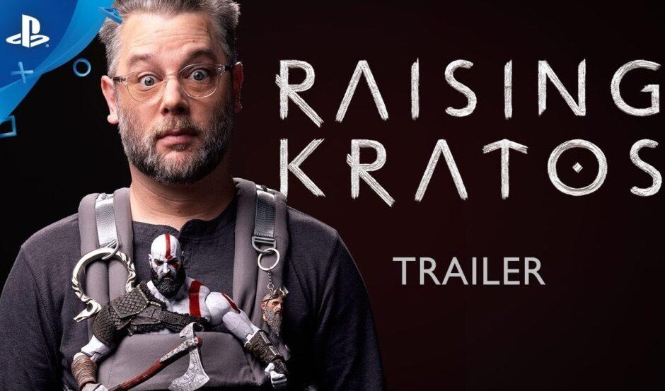 """Ya se puede ver """"Raising Kratos"""", el documental que cuenta cómo se hizo God of War: aquí"""