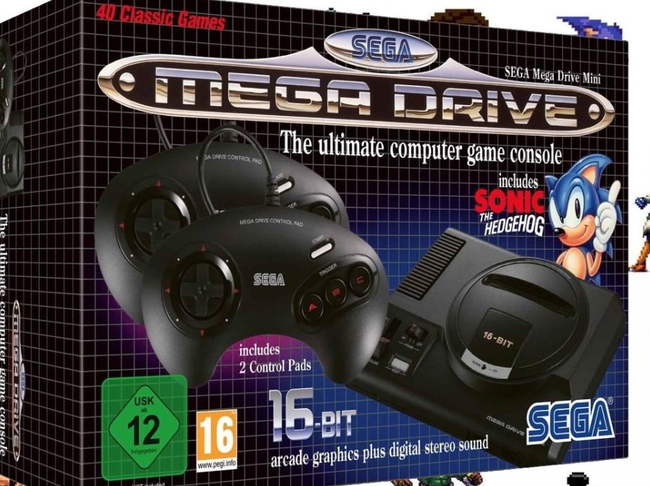 Sega Genesis Mini (o Mega Drive): un video presenta los juegos que traerá la versión clásica de la consola