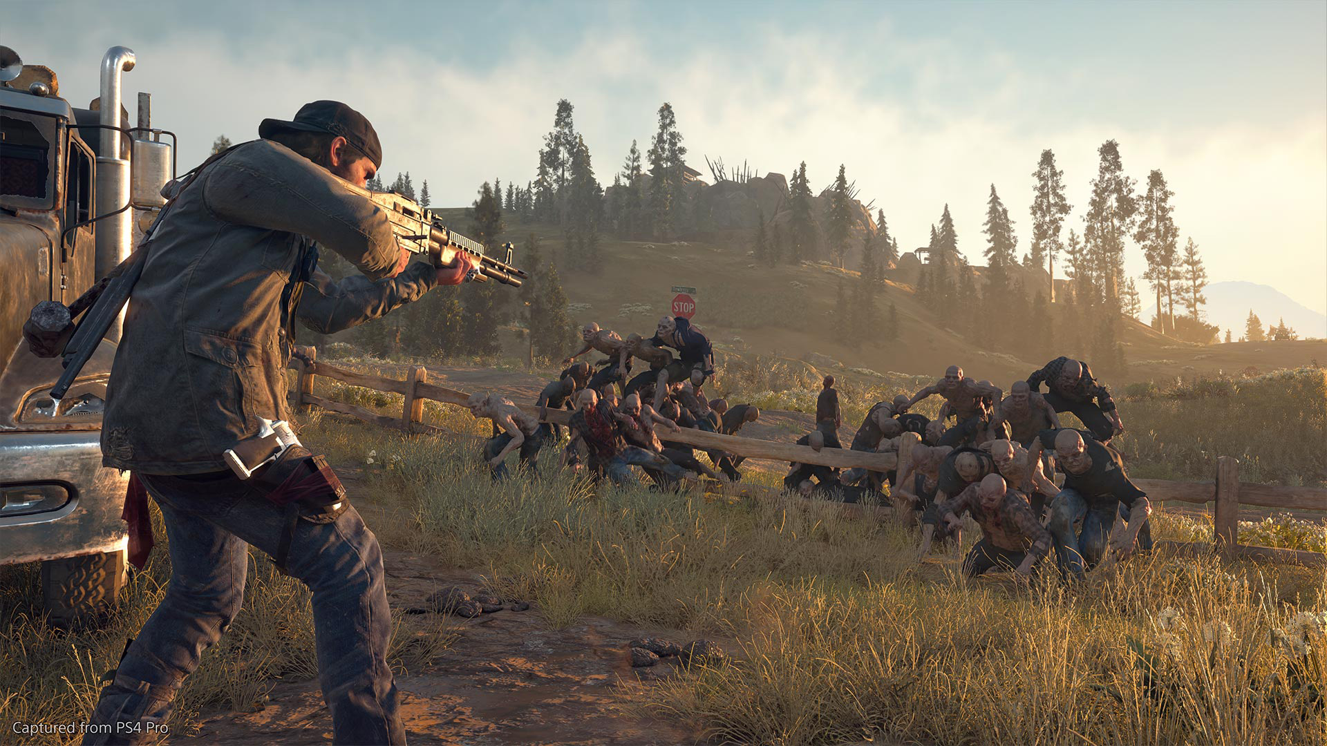 Se confirmó como será la mejora que recibirá Days Gone en PlayStation 5