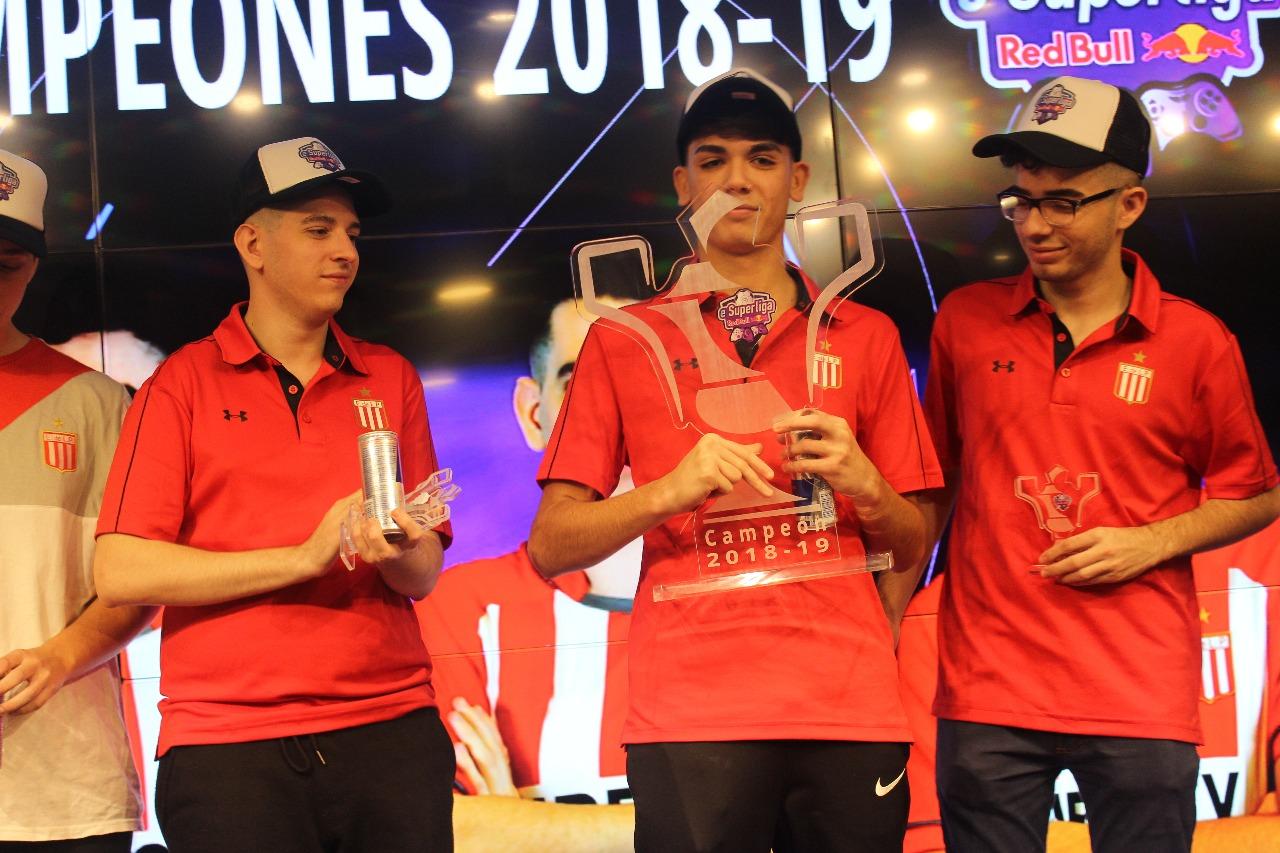 Estudiantes de La Plata, el primer campeón de la eSuperliga