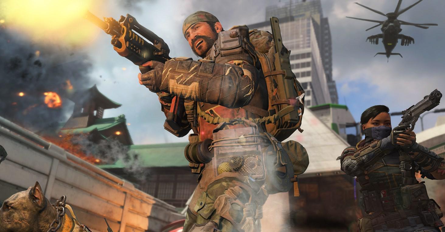 Blackout, el modo battle royale de Call of Duty: Black Ops 4, gratis durante abril