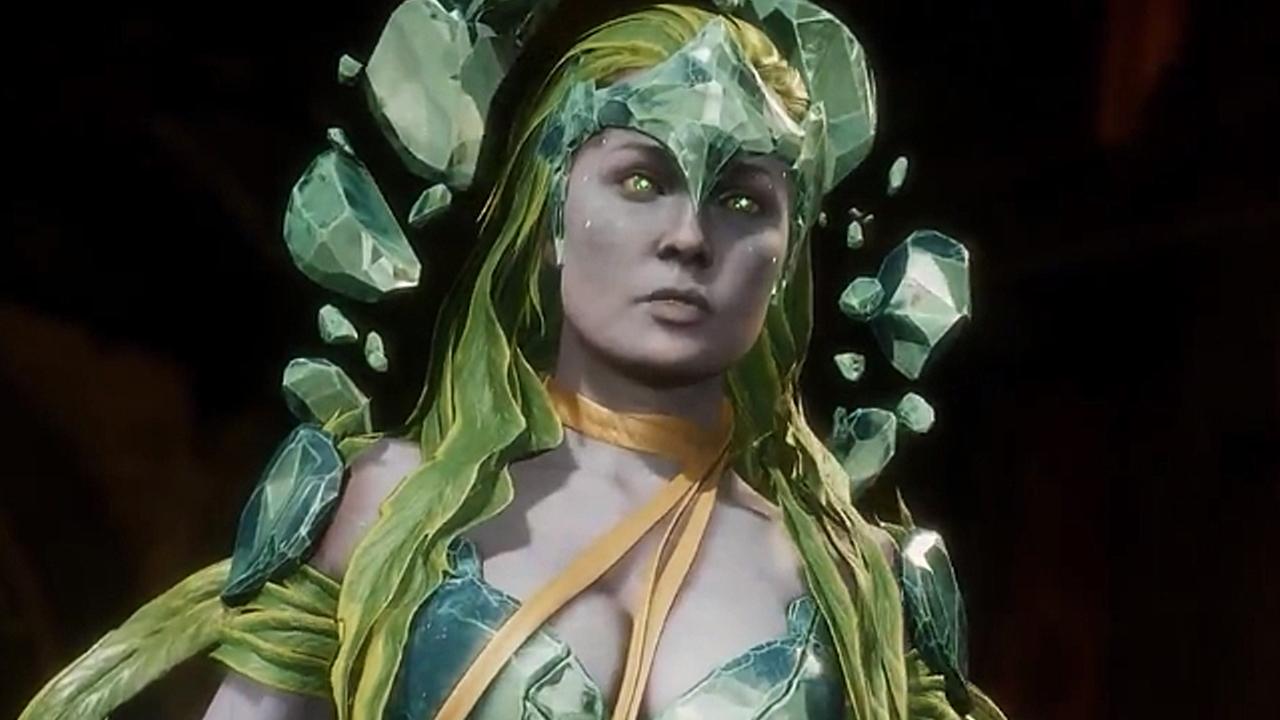 Quién es Cetrion, la nueva y misteriosa luchadora de Mortal Kombat 11