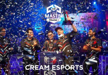 [FINAL] Cream Esports, el gran campeón de la Liga Máster Fibertel de League of Legends
