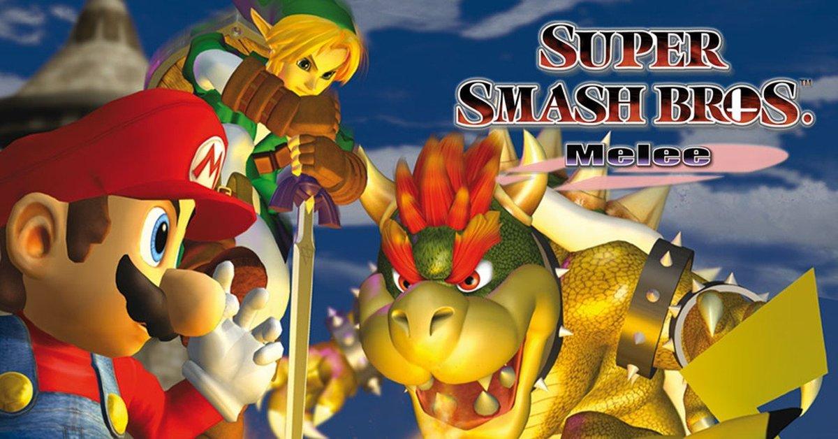 Una jugada despertó la insólita reacción de un jugador de Super Smash Bros. Melee