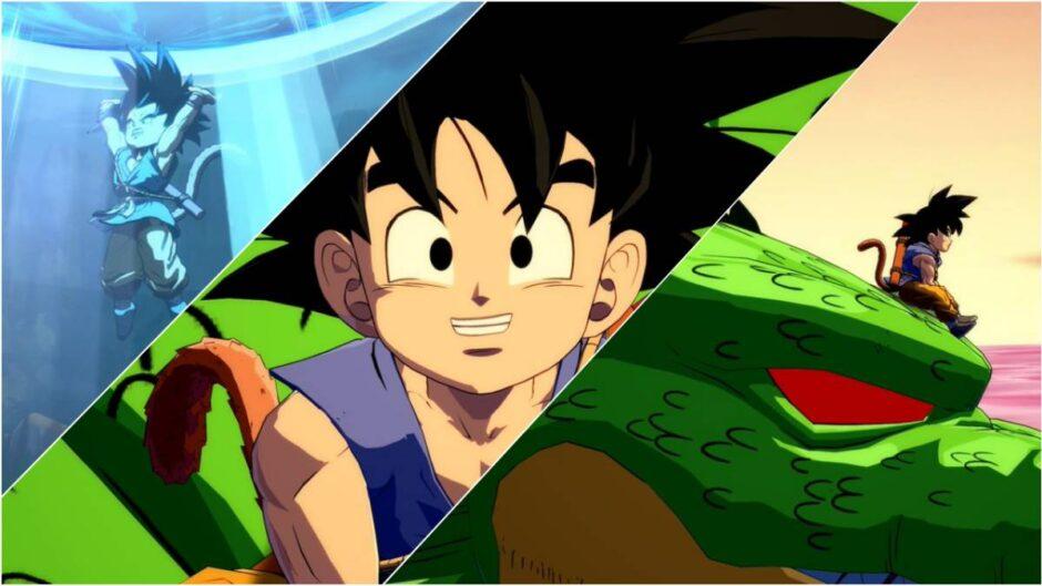 En el día de Goku, Dragon Ball FighterZ presentó a su tan esperado DLC: el tráiler
