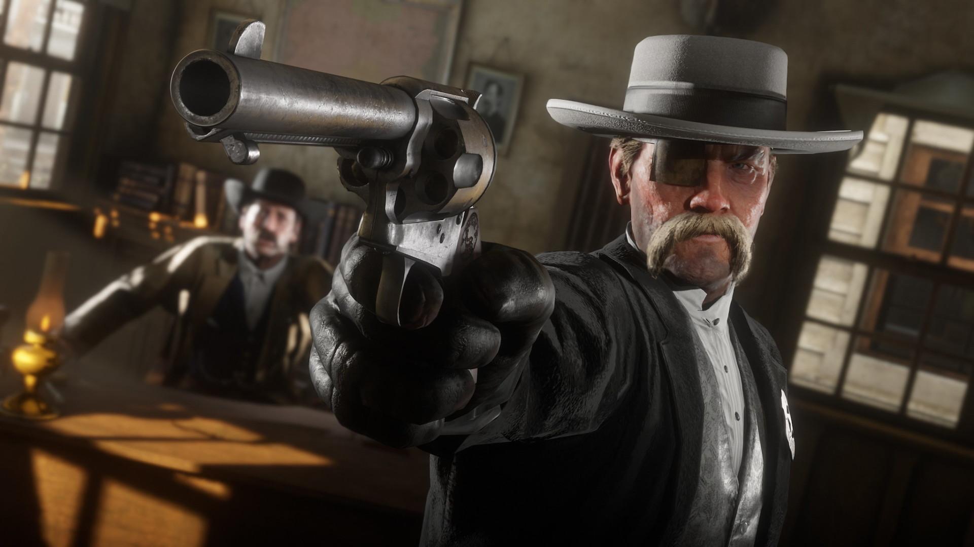 Red Dead online se actualiza: póker, modo libre y todas las mejoras