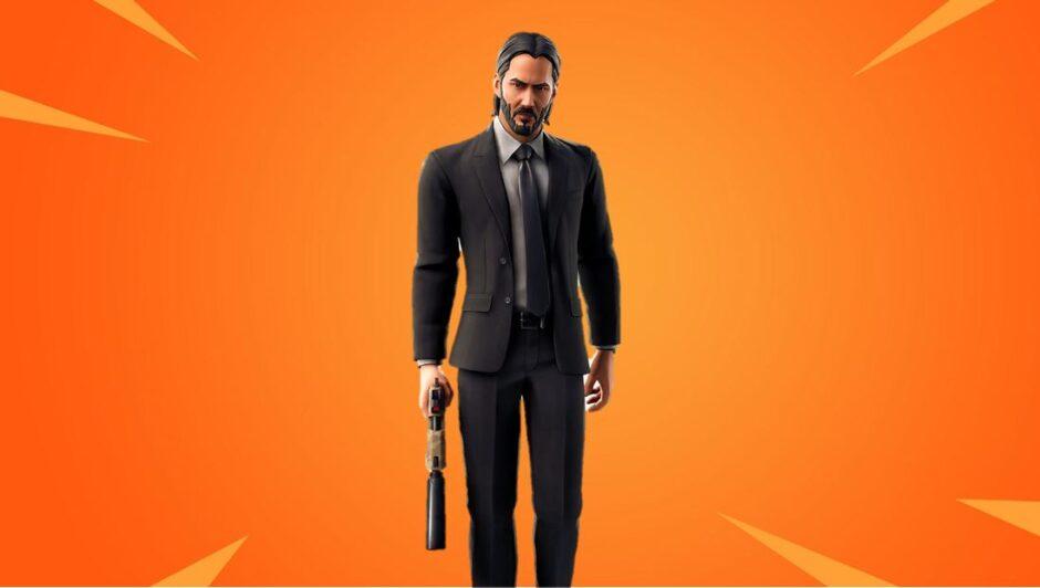Filtran el skin de John Wick 3 en Fortnite: así luce Keanu Reeves en el videojuego