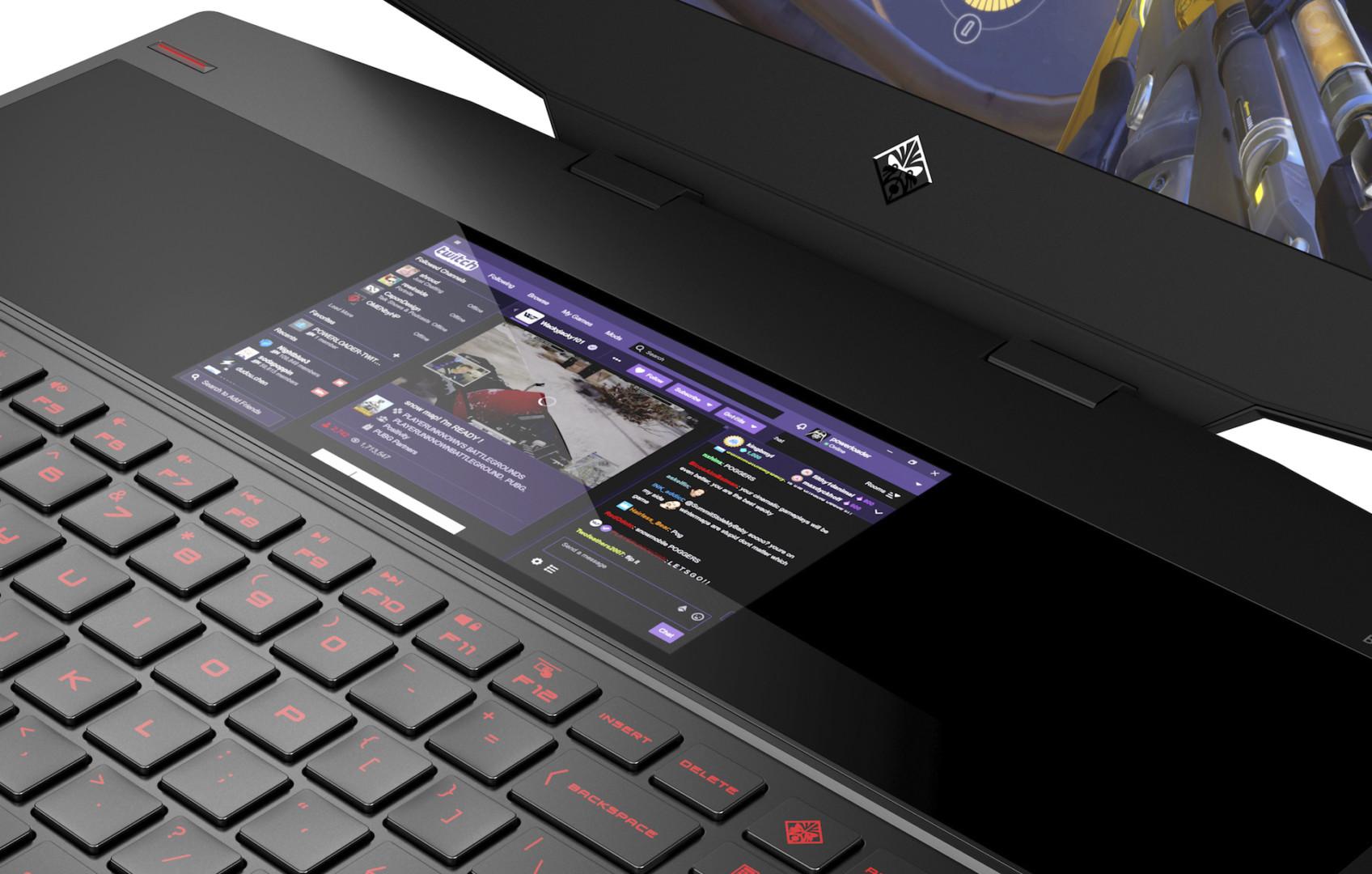 Lanzaron Omen X 2S, la notebook gamer de HP con doble pantalla